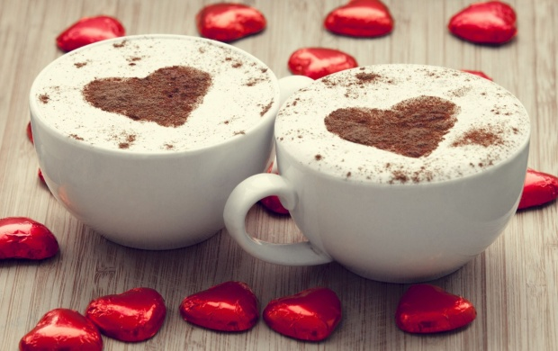 Mood Cups Cappuccino Hearts (click to view)