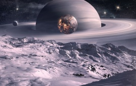 Moon Of Saturn