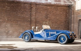 Morgan 44 80th Anniversary 2016