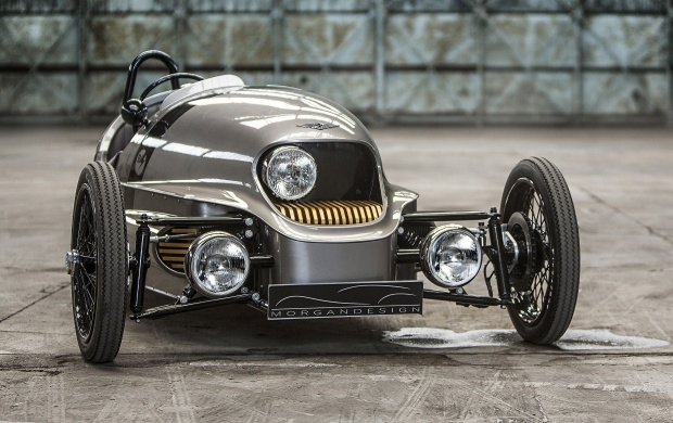 Morgan EV3 First Look (click to view)