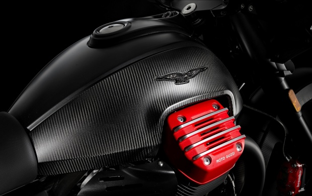 Moto Guzzi MGX-21 Flying Fortress 2017 (click to view)