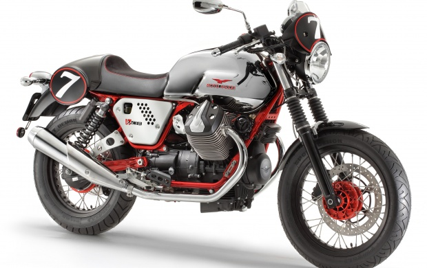 Moto Guzzi V7 Cafe (click to view)