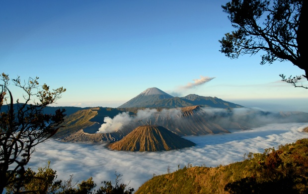 Mount Bromo (click to view)