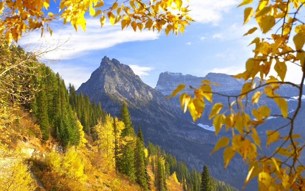 Mountains Autumn (click to view)