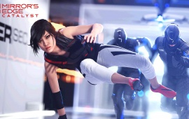 Movement Mirror's Edge Catalyst