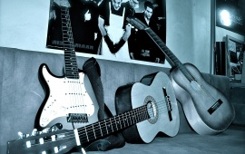 Music Guitars