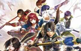 Musou Stars Game PS4