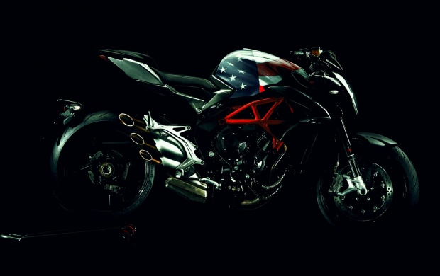 MV Agusta Brutale 800 USA Flag 2016 (click to view)