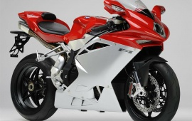 MV Agusta F4 First Look 2010