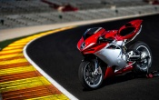 Mv Agusta F4 On Road