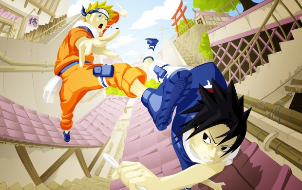 Naruto Fight (click to view)