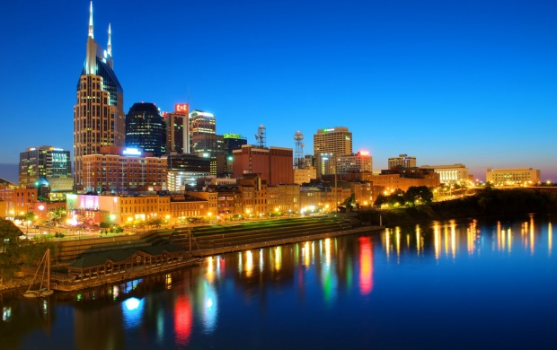 Nashville Skyline (click to view)