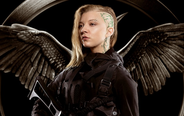 Natalie Dormer In Hunger Games Mockingjay Part 1 (click to view)
