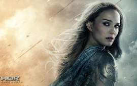 Natalie Portman Thor: The Dark World