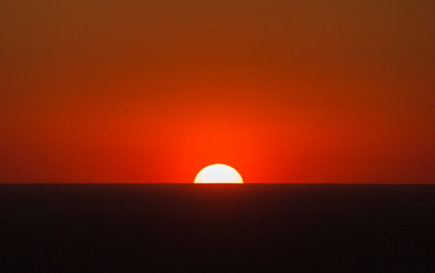 Nature Orange Sky Sunset (click to view)