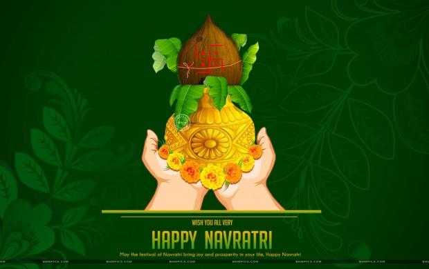 how to make kalash for navratri