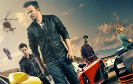 Need For Speed 2014 Hollywood Movie
