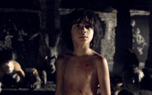 Neel Sethi As Mowgli The Jungle Book (click to view)