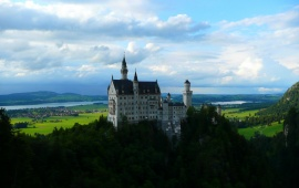 Neuschwanstein Castle Germany's Famous Castle