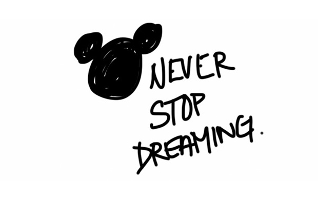 Never Stop Dreaming (click to view)