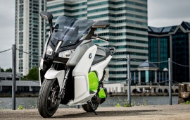 New 2013 BMW C Evolution