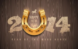 New 2014 Year Greetings