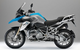 New BMW R 1200 GS
