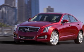 New Cadillac ATS Car