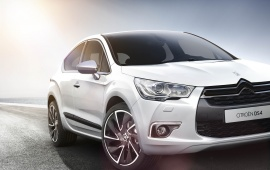 New Citroën DS4