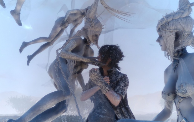 New Final Fantasy XV Screenshot (click to view)