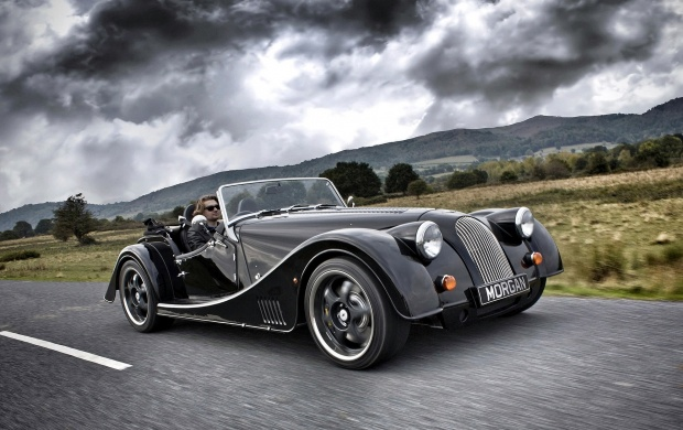 New Morgan Plus 8 (click to view)