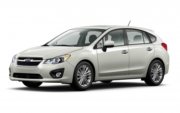 New Subaru Impreza 2012 (click to view)