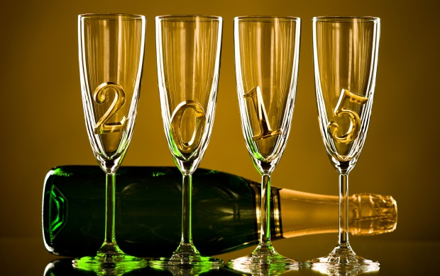 New Year Champagne 2015 (click to view)
