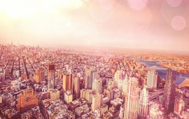 New York City Skyline Dream