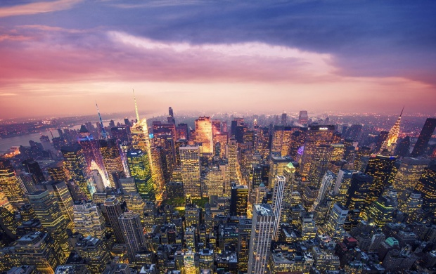 New York From Dusk Till Dawn (click to view)