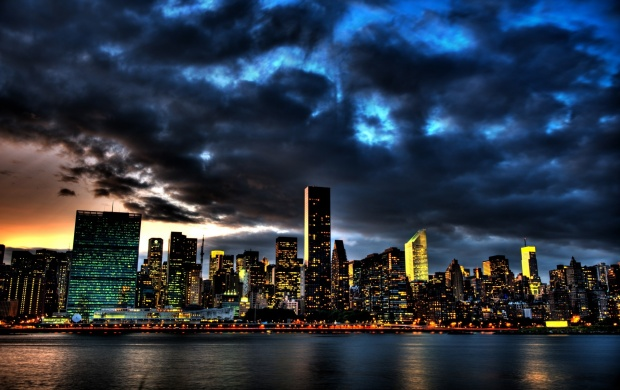 New York Night (click to view)