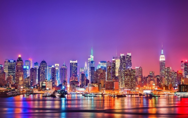 New York Skyline (click to view)