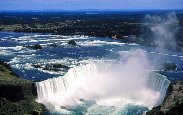 Niagara Waterfall (click to view)