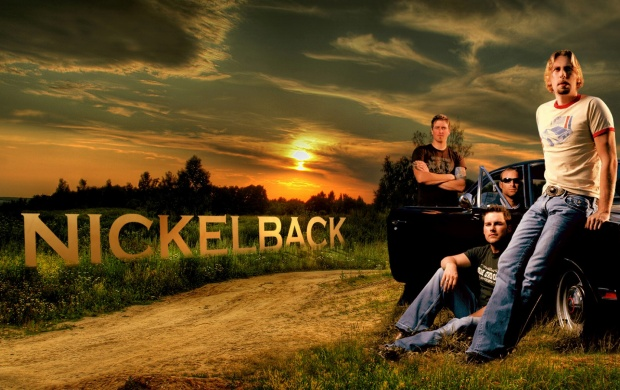 Nickelback Canadian Rock Band (click to view)