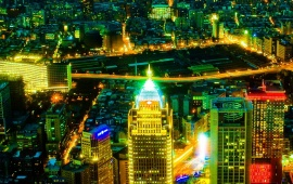 Night City Taiwan China