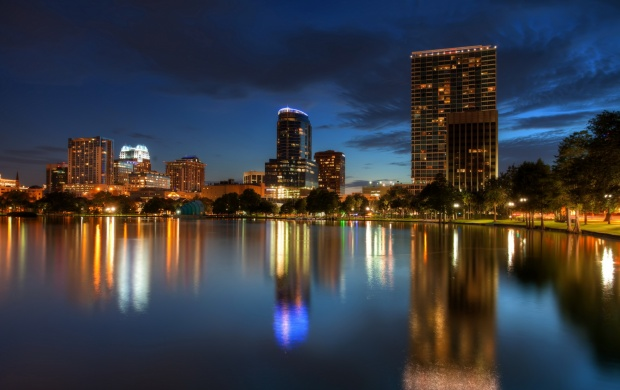 Night Orlando City (click to view)