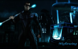 Nightwing Injustice Gods Among Us