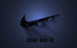 Nike Logo Just Do It