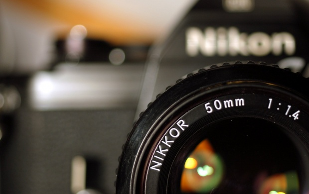 Nikkor Camera Actual (click to view)