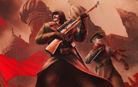Nikolai Orelov And Anastasia Assassins Creed Chronicles Russia