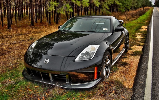 Nissan 350Z GT Car (click to view)