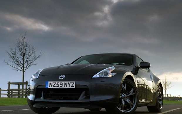 Nissan 370Z Black Edition (click to view)