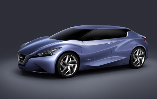Nissan Friend-Me Concept (click to view)