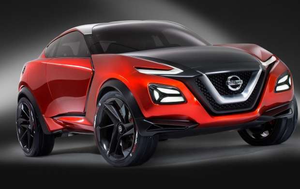Nissan Gripz Concept 2015 (click to view)