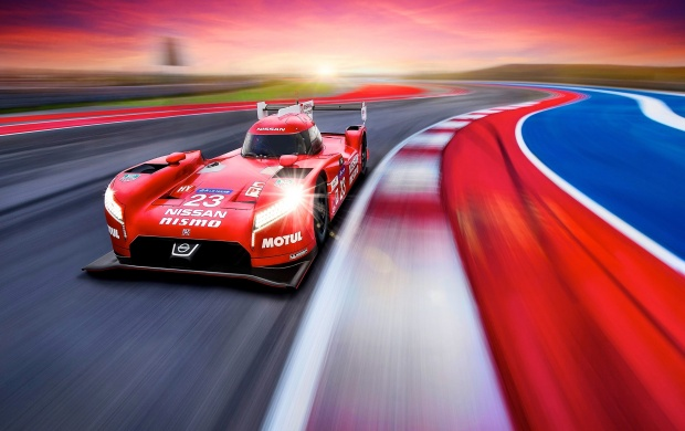 Nissan GT-R LM Nismo 2015 (click to view)